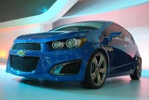 Concept car Chevrolet Aveo RS