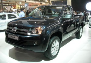 Volkswagen Amarok Cabina simple