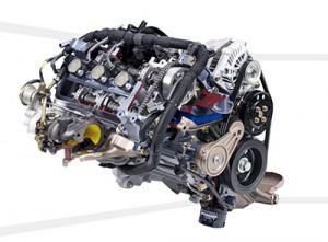 Motor del Smart