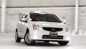 Nissan Sentra, comercial de TV argentina.