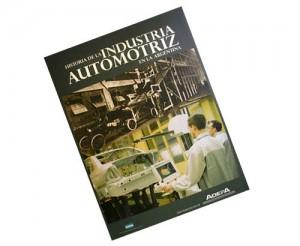 El libro de la historia automotriz argentina de ADEFA