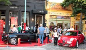 Alfa Romeo by La Toscana