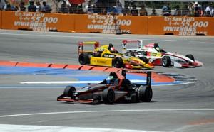Fórmula Renault 2.0 en Potrero de los Funes 2010