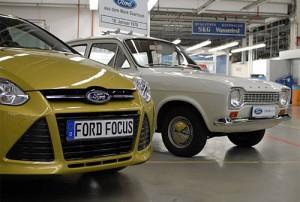 Inicio de producción del Ford Focus 2012 en Alemania.