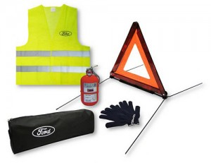 Kit de elementos de seguridad Ford