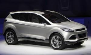 Ford Vertrek 2011