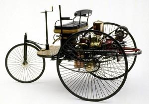 Triciclo Benz de 1886