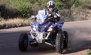 Alejandro Patronelli en el Dakar 2011