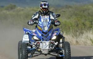 Marcos Patronelli abandonó al término de la tercera etapa en el Dakar 2011.