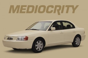 Mediocrity 2011