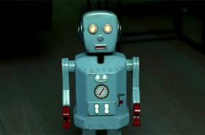 Robot del comercial de Audi A4