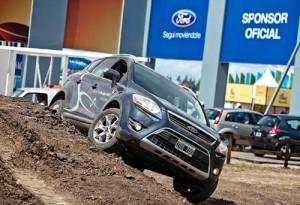 Ford Kuga en Expoagro