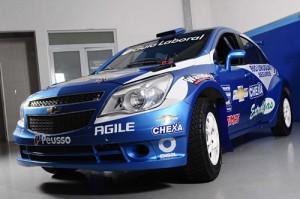 Chevrolet Agile de Maxi Rally