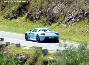 Porsche Carrera GT en Córdoba - Foto: Pablo Yanella para Cosas de Autos