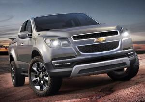 Chevrolet Colorado show car