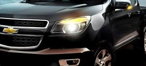 Primer teaser de la Chevrolet Colorado 2011