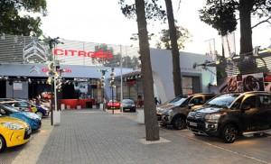 Citroen en Pinamar 2011