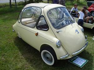 Heinkel ganador de Expo Auto Argentino 2011