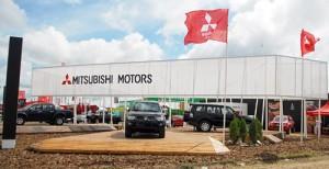Mitsubishi en Expoagro 2010