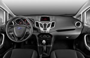 Ford Fiesta Kinetic Design 4 Puertas
