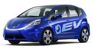 Honda Fit-EV Concept