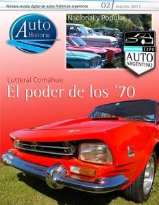 Revista Autohistoria número 2