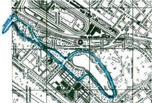 Recorrido del Gran Premio de 1948