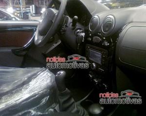 Renault Sandero 2012 - Foto: Noticias Automotivas