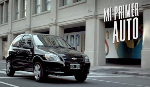 Chevrolet Celta - Primerizos