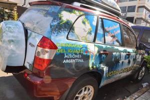 De Misiones a Alaska en una Chery Tiggo