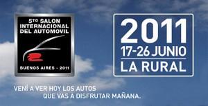 Salón del Automóvil de Buenos Aires 2011