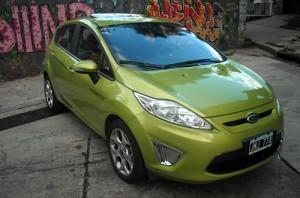 Test del Ford Fiesta Kinetic Design - Foto: Cosas de Autos