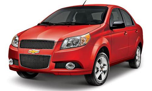 El Chevrolet Aveo cambia de cara en México a la espera de ...