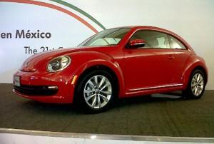 Arrancó en México la producción del nuevo Volkswagen Beetle