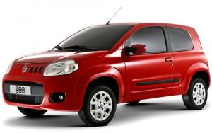 Nuevo Fiat Uno tres puertas