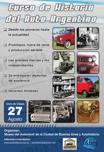 Curso Autohistoria 2011