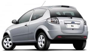 Nuevo Ford Ka 2011