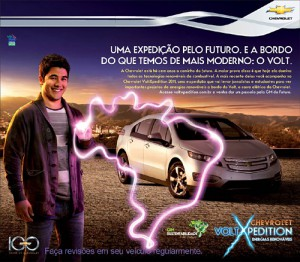 Chevrolet VoltXpedition