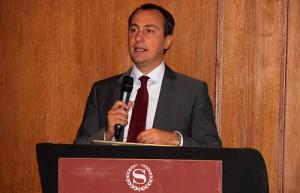 Giandomenico Fioretti, Ingeniero de producto de Iveco.