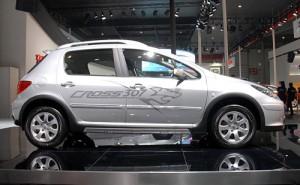 Peugeot 307 Cross - Foto: car.autohome.com.cn