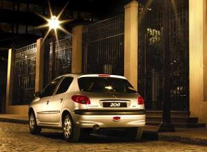 Peugeot 206 Génération Plus