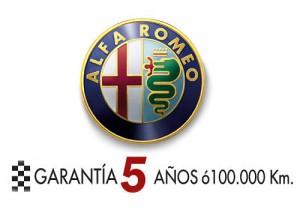 Alfa Romeo extiende la garantía de sus productos a 5 años