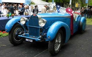 Bugatti T57 1935, Best of Show de Autoclásica 2011