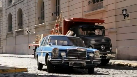 Comercial 60 años de Mercedes-Benz Argentina