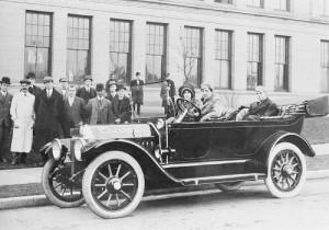 Chevrolet Classic Six, el primer auto de la marca del moño.