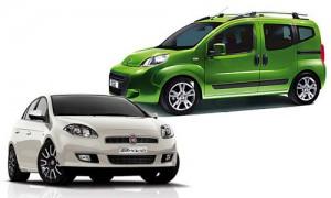 Fiat Bravo y Qubo