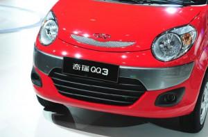 Chery QQ3 Sport - Foto: Autohome.com.cn