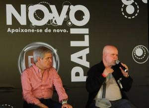 Carlos Dutra, Vicepresidente Ejecutivo de Fiat Auto Argentina.