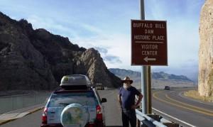 A no confundirse: Buffalo Bill no es el de la foto. Es Juan que se dejó la barba.