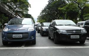 Contacto con el Nuevo Fiat Palio 2012 en Brasil.